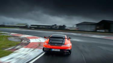 Mercedes-AMG GT Black Series - rear