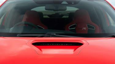 Honda Civic Type R GT MY21 – bonnet