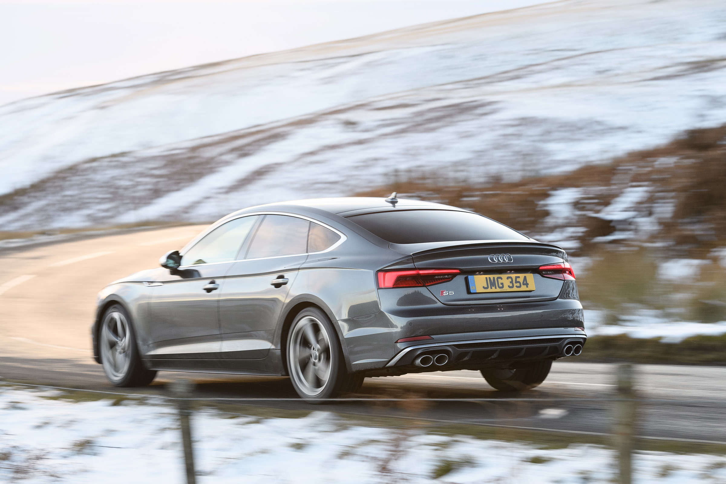 Audi S5 Sportback review - prices, specs and 0-60 time | | Evo