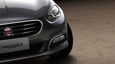 Fiat Viaggio teased