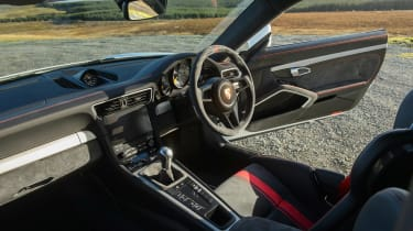 Porsche 911 GT3 vs Lotus GT430 - dash 911