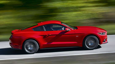 New Ford Mustang officially revealed