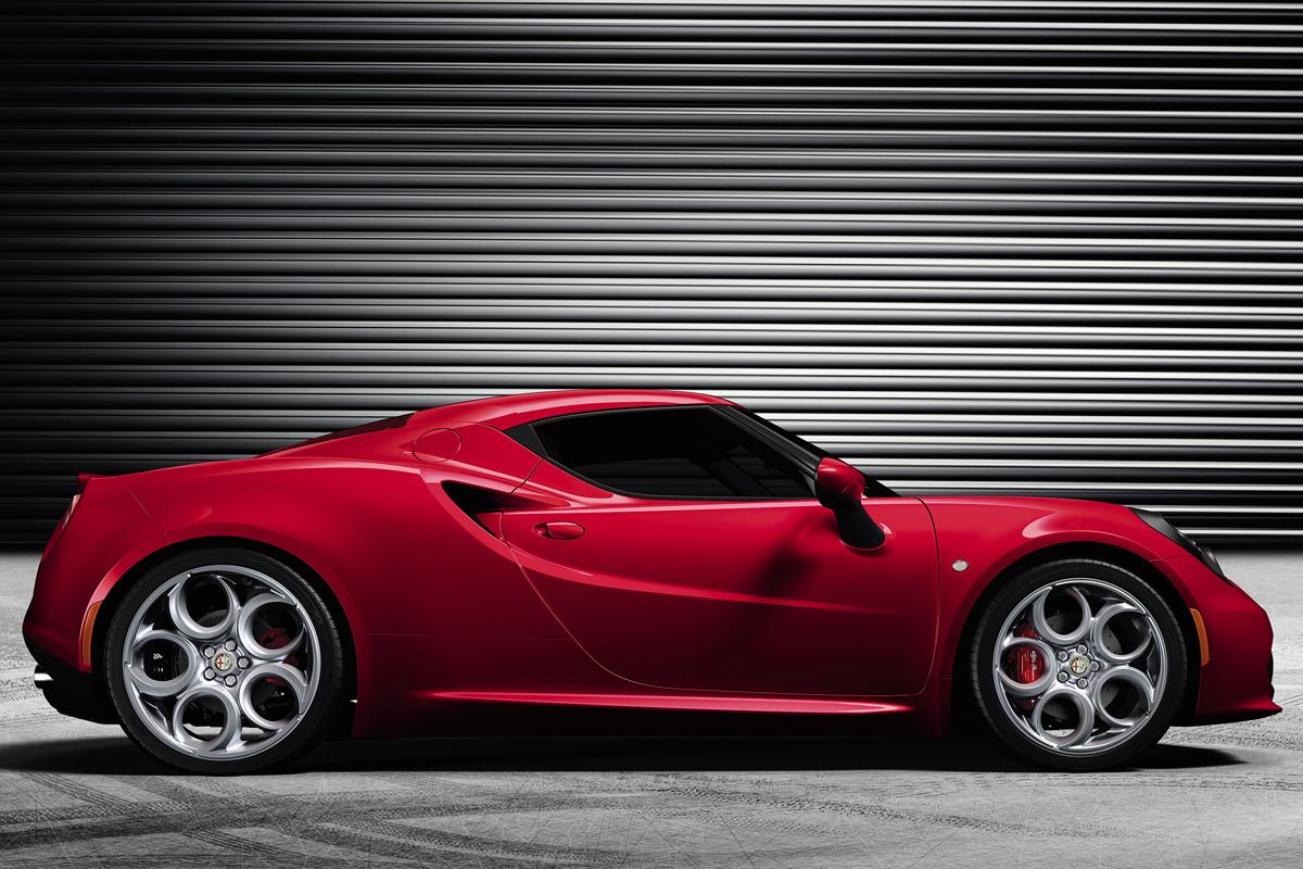 Alfa Romeo 4c More Pictures Evo