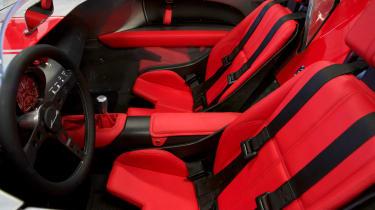 Jannarelly Design-1 seats