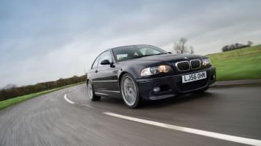 BMW M3 E46 - front quarter