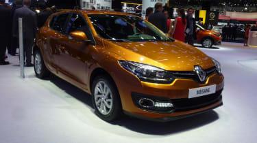 Renault Megane five door brown