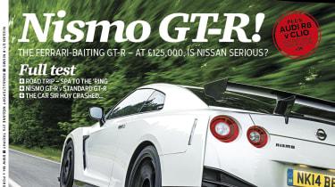 evo Magazine September 2014 - Nismo GT-R driven