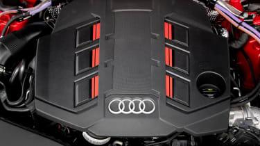 Audi S6 TDI - engine