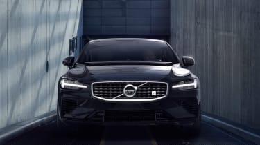 Volvo S60 saloon - nise