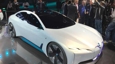 BMW i Vision Dynamics - Frankfurt Motor Show