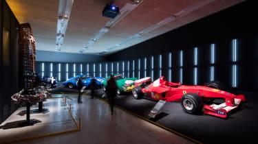 Ferrari: Under the Skin - racing
