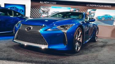 SEMA 2017 - Lexus LC