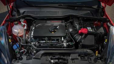 2018 Ford Fiesta ST –engine