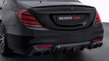 Brabus 700 – rear