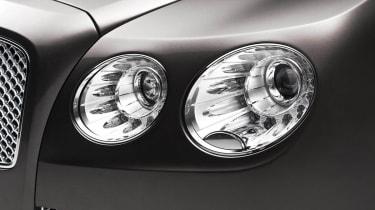 2013 Bentley Flying Spur front lights