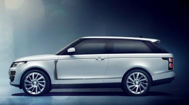Range Rover Coupe SV - profile
