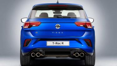 Volkswagen T-Roc R - rear