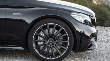 Mercedes-AMG C43 Coupe - wheel