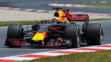 Spanish F1 - RB