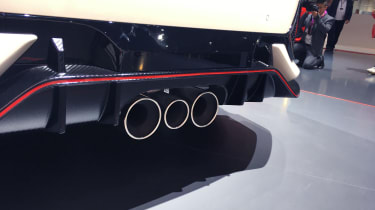 Honda Civic Type R - Exhaust