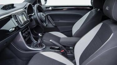 Volkswagen Beetle R-Line interior