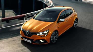Renault Megane RS - front quarter