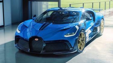 Final Bugatti Divo