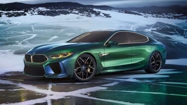 BMW M8 Concept - front quarter