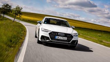 Audi S7 TDI - front
