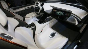 Pininfarina HK GT - front seats