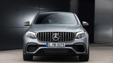 Mercedes-AMG GLC 63 Edition 1 front