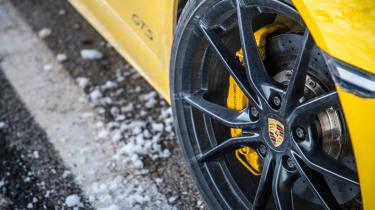 Porsche 718 Cayman GTS – Wheel