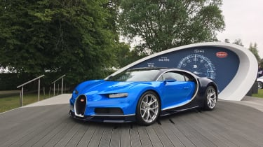 Goodwood Festival of Speed - Bugatti Chiron