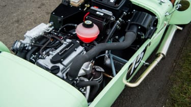 Caterham Seven SuperSprint - Engine