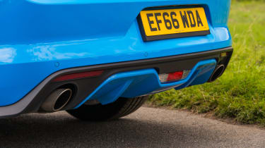 Ford Mustang GT - Exhaust