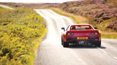 Ferrari 288 GTO rear shot