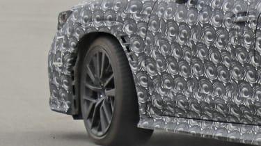 2021 Subaru WRX spied - wheel
