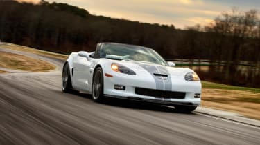 New Corvette leads American auction highlights