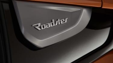 BMW i8 Roadster - badge