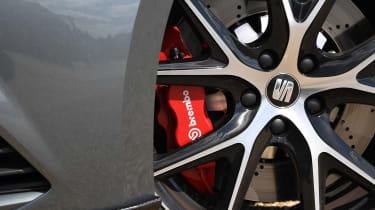 SEAT Leon Cupra ST Carbon Edition - wheels