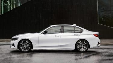 BMW 3-series G20 revealed - Sport profile