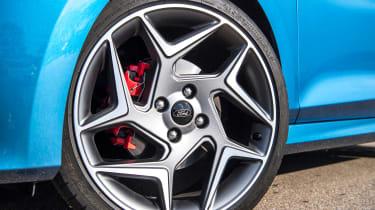 2018 Ford Fiesta ST –alloy wheel