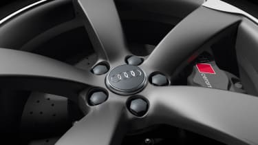 New Audi RS5 coupe wheel