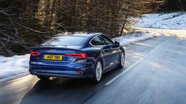 Audi A5 Sportback S-Line - rear