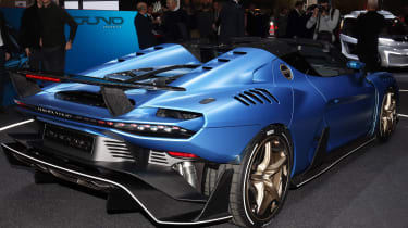 Italdesign Zerouno Duerta – rear quarter