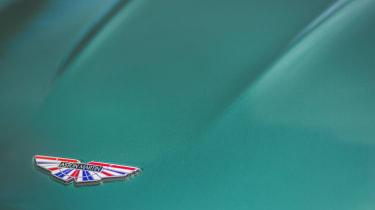 Aston Martin DBS 59 by Q - bonnet