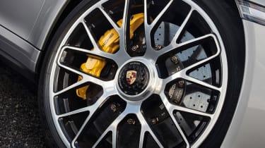 2013 Porsche 911 Turbo wheel