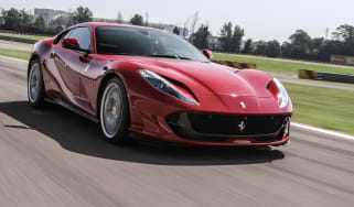 812 Superfast - front