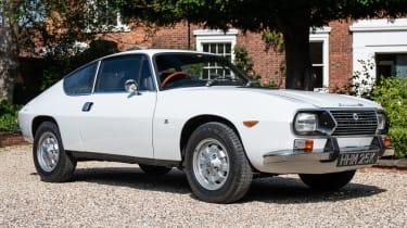 1972 Lancia Fulvia Sport Zagato