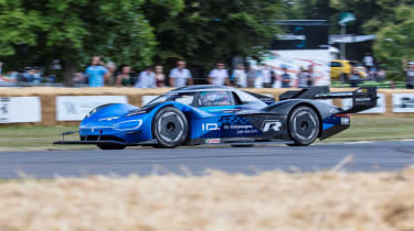 Volkswagen ID R Goodwood FoS